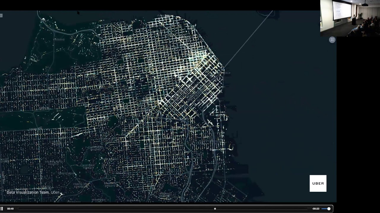 Uber's kepler gl, an open source toolbox for GeoSpatial Analysis