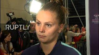 LIVE: Post-match presser following Women's Champions League Final
