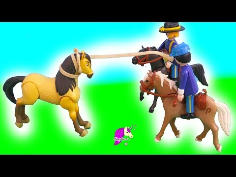 Spirit Stallion of the Cimarron Trapped ! Riding Free Horse Play Video