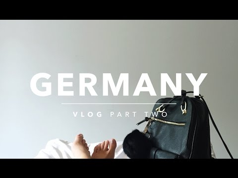 GERMANY VLOG PT 2 // Exploring Berlin