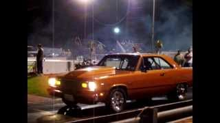71 Plymouth Valiant Scamp on the Bottle