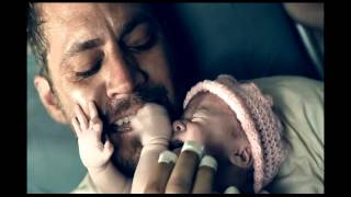 Hours - Final Scene where Nolan (Paul Walker) holding His Premature Baby