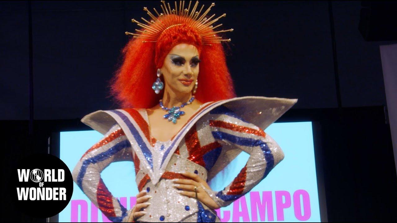 Download RuPaul's Drag Race UK Queens Walk the Main Stage: RuPauls DragCon NYC 2019