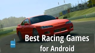 Best Android Racing Games (August 2014)