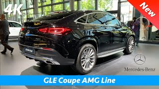 Mercedes GLE Coupe 2020 - FIRST look in 4K | Interior - Exterior (AMG Line)