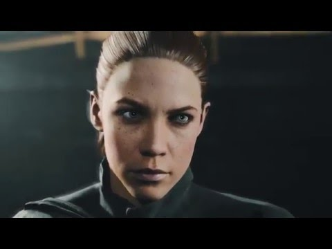 Quantum Break - Playthrough Part 4 - The Drydocks