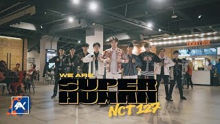 [K-POP IN PUBLIC] NCT 127 엔시티 127 SUPERHUMAN   Dance Cover By SAYTZEN Indonesia