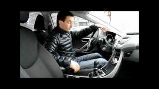Тест драйв Hyundai Elantra Хундай Элантра