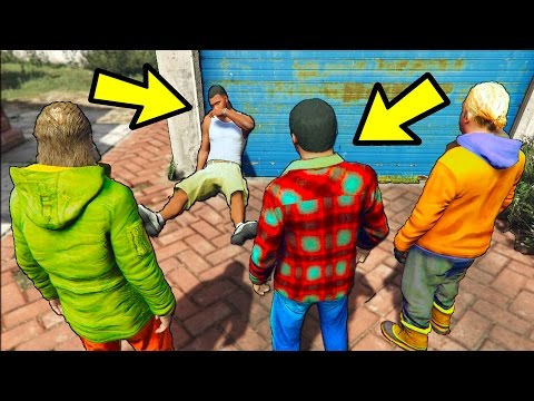 CAN YOU FIND FRANKLIN IN THE FIRST MISSION? (GTA 5)