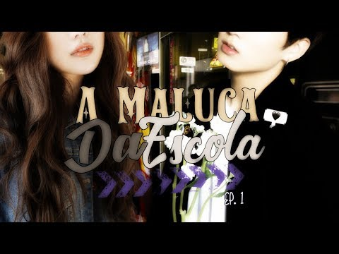 [Visual Novel - IMAGINE BTS] A Maluca Da Escola - Ep. 1