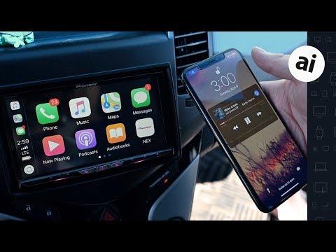 Review: Pioneer AVH-W4400NEX Wireless CarPlay Receiver