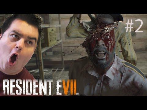 JESUS! | Resident Evil 7 #2