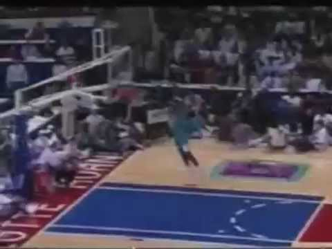 Kendall Gill Leaning Slam 1991