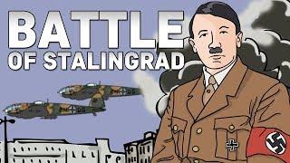 Battle of Stalingrad | Animated History