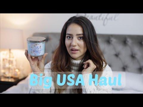 Big USA Haul, Sephora, Valentino and More | December with Tamara