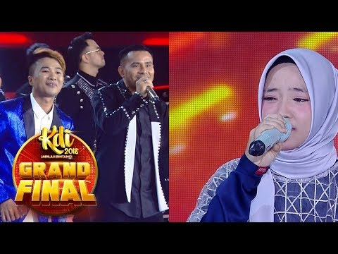 Hanya Di Mnctv Judika Dan Nisa Sabyan Nyanyikan Lagu Dangdut Grand Final Kdi 210