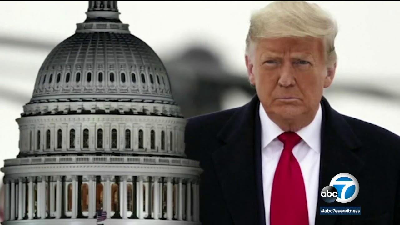 Senate Declares That Trump's Impeachment Trial Is Constitutional