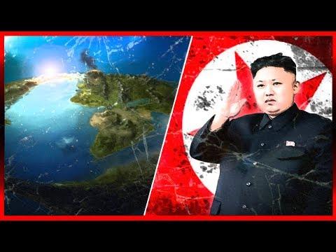 Ким Чен Ын заявил что Земля плоская.