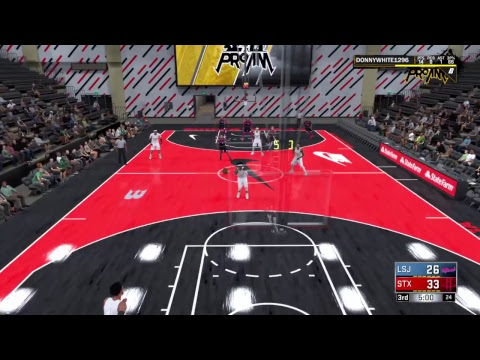 Space Jam Inc Pro AM Game #49