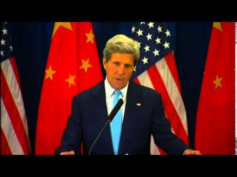 Secretaries Kerry and Lew Deliver Remarks at Conclusion of U.S.-China Strategic & Economic Dialogue