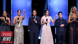 NAACP Image Awards 2018: Biggest Moments of the Night | THR News