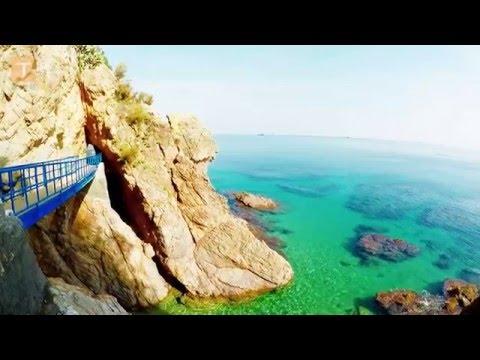 TourismAY ALGERIA's Coast GoPro Trip 2016