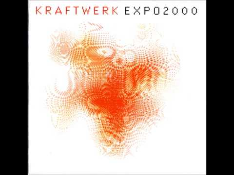 Kraftwerk - Expo 2000 (CD Maxi-Single) [1999]