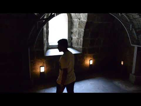 Overview of The Dungeons in Fort Santiago, Philippines.......