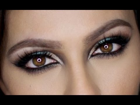 Arabic Inspired Makeup Tutorial | Eye Makeup Tutorial ...