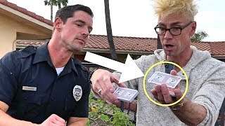 BEST COP CARD TRICKS AND PRANKS To FOOL YOUR FRIENDS!!! Subscribe t...