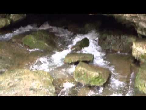 Lathkill head cave