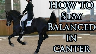 Video How to stay balanced in the canter - Your Riding Success TV Episode 42 download MP3, 3GP, MP4, WEBM, AVI, FLV Januari 2018
