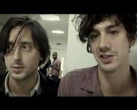 NME Video: Dirty Pretty Things at NME Radio