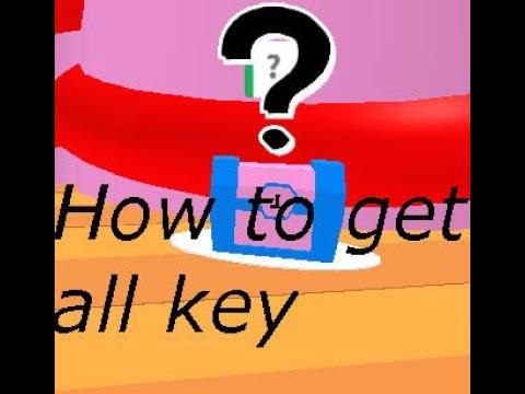 How To Get All Keys ToyLand - Roblox Ice Cream Simulator