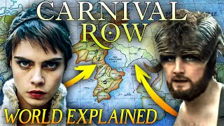 Carnival Row World Explained & The Real Mythology That Inspired It!
