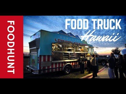 Waikiki Cheap Food Truck Hangout | Nepali Brewboy