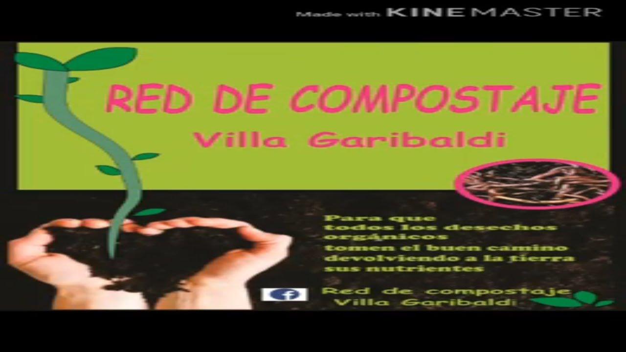 Red de Compostaje Villa Garibaldi