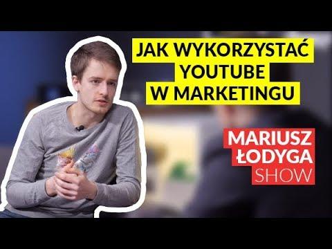 Jak wykorzystać YouTube w marketingu? Maciej Wróblewski