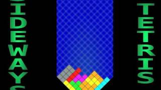 Sideways Tetris Demo