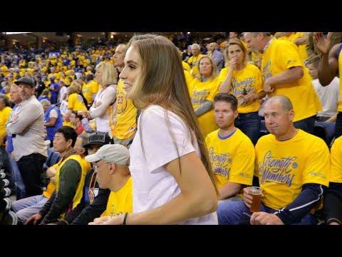 GOING TO THE NBA FINALS! // Rachel DeMita