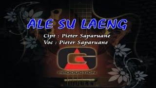 Pieter Saparuane - ALE SU LAENG