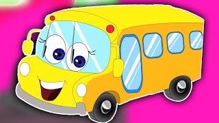 Räder auf dem Bus | Compilation f�...
