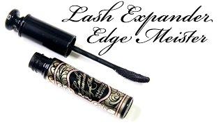 Lash Expander Edge Meister Mascara Review