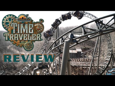 Time Traveler Review New for 2018 Roller Coaster at Silver Dollar City