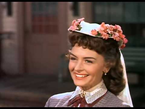They Rode West Western (1954) Robert Francis, Donna Reed & May Wynn