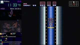 Super Metroid GT Classic in 32:40 (WR)