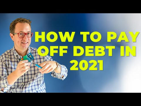How to Pay Off Debt Fast in 2021 - 3 Easy Steps