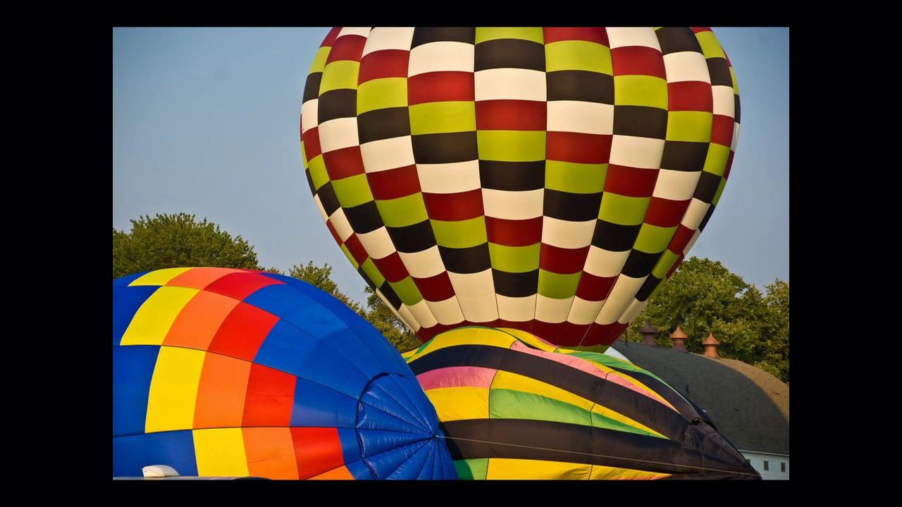 Ravenna, Ohio Balloon A Fair 2008 - YouTube