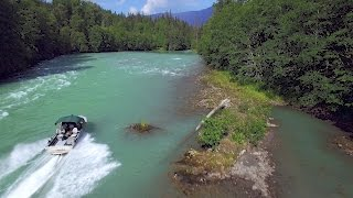 Fishing for Chinook Salmon - British Columbia