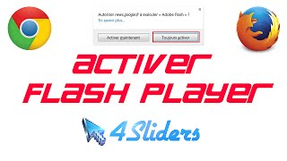 Toujours activer Flash Player [Firefox/Chrome]